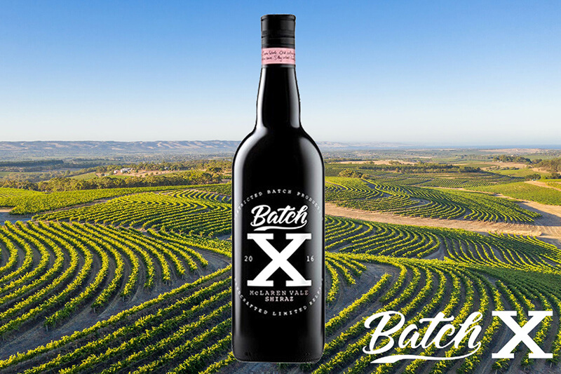 Batch X McLaren Vale Shiraz