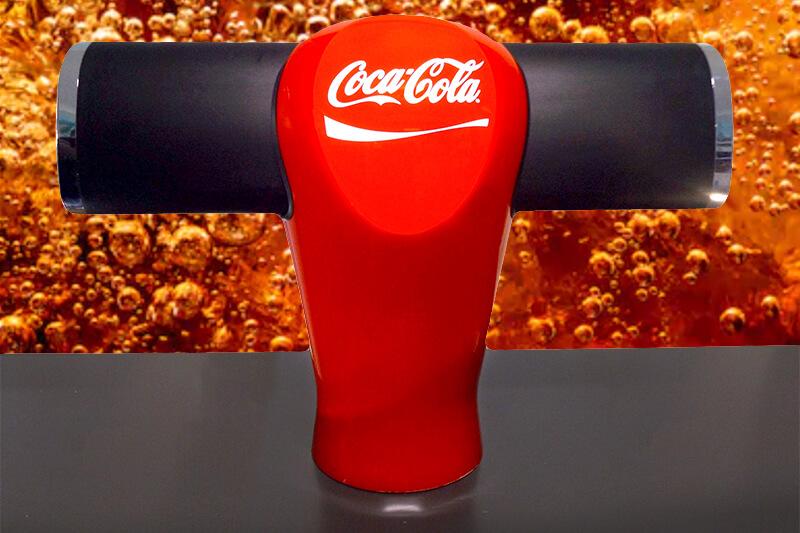 Coca-Cola Dispenser