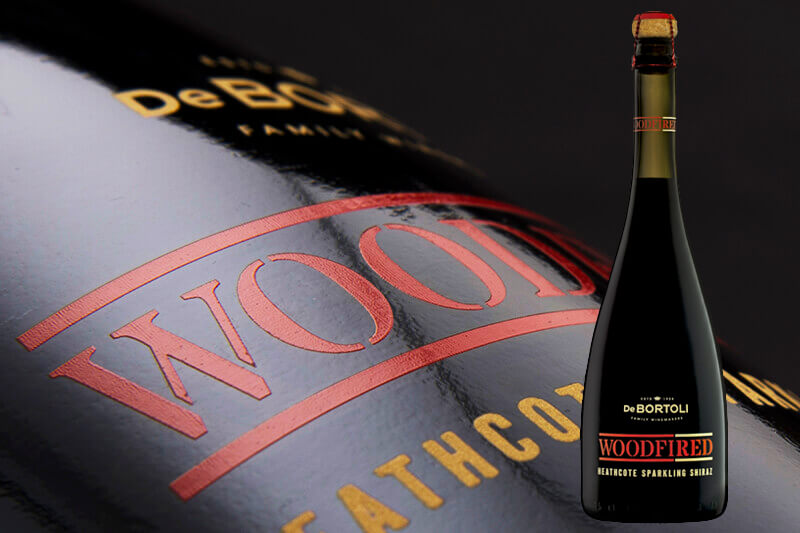 De Bortoli Woodfired Heathcote Sparkling Shiraz