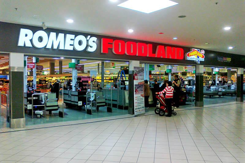 Romeos Foodland