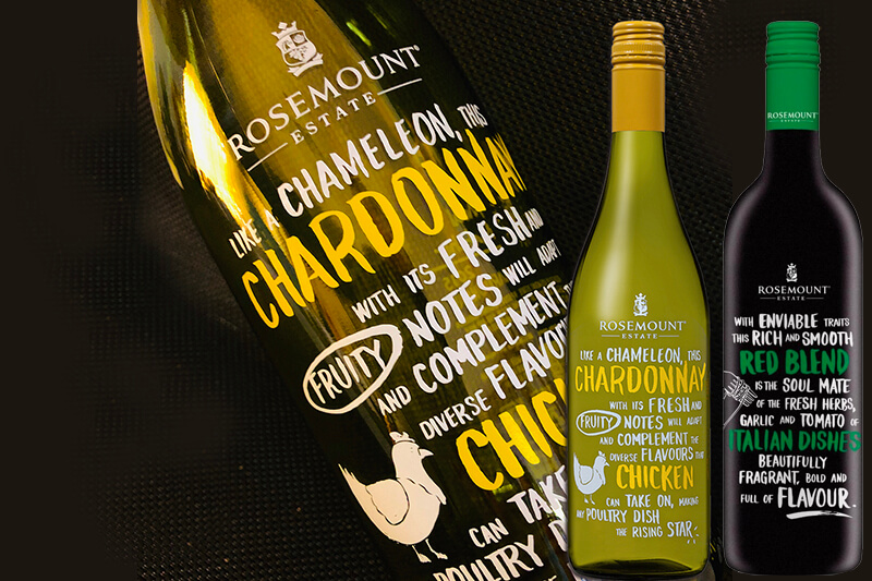 Rosemont Estate Chardonnay & Red Blend