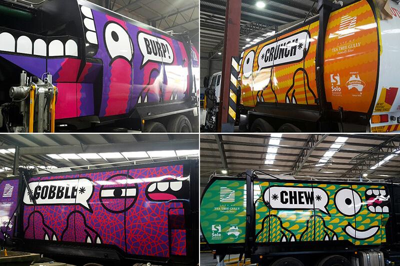 Tea Tree Gully Council Monster Trucks