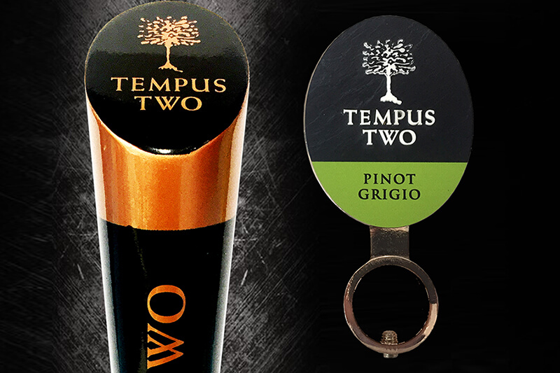 Tempus Two Wine Taps