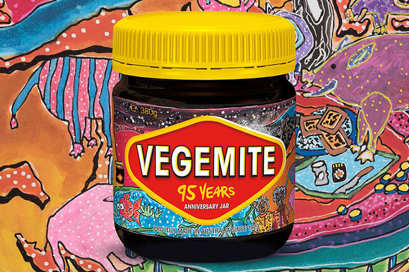 Vegemite 95 Years