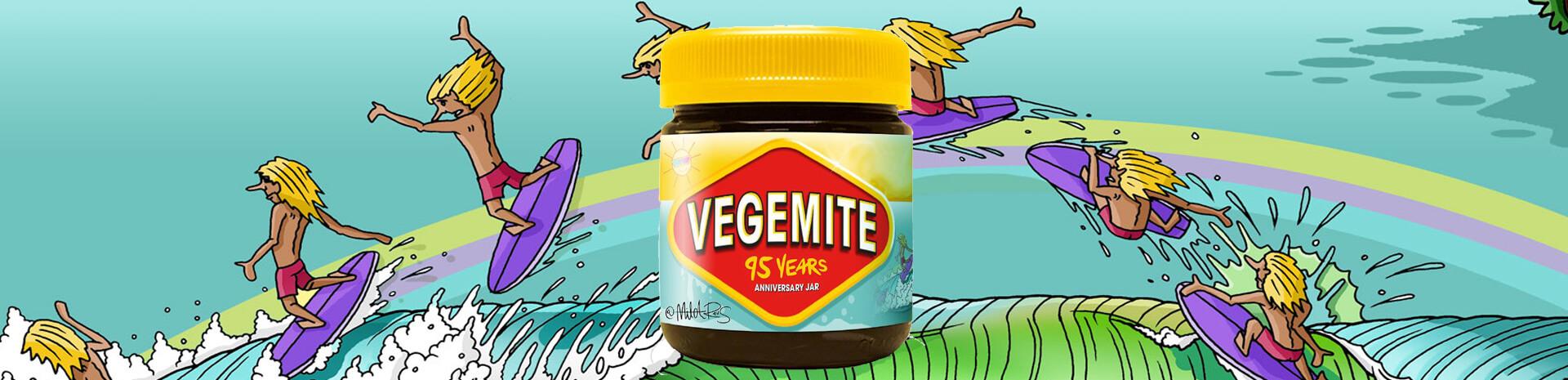Vegemite Banner